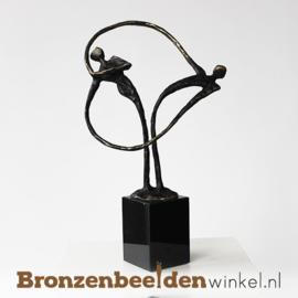 """Figuratief beeldje """"Verbonden"""" BBW004br37"""