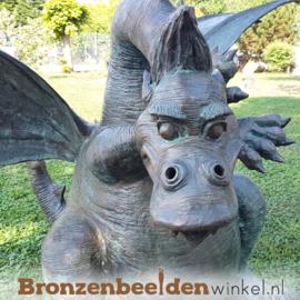 Groot draken beeld BBWR90165