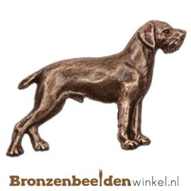 Hondenbeeldje brons BBWP34913