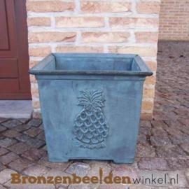 Bronzen bloembak BBW0576BR