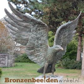 Bronzen zeearend beeld BBWR88859
