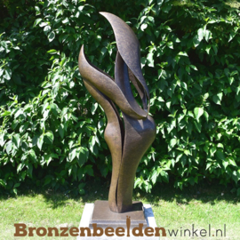 "Abstract tuinbeeld ""Verbondenheid"" BBW0819br"