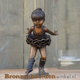 Ballerina beeld brons BBW1164