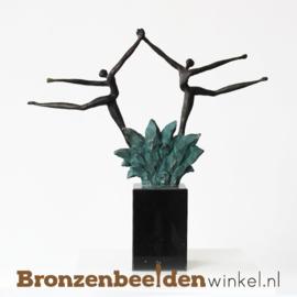 "Sculptuur ""Mens en natuur"" BBW004br59"