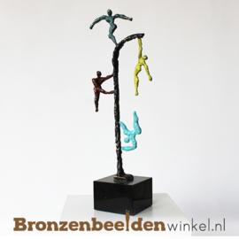 """Figuratief beeldje """"Vrolijke energie"""" BBW006br07"""