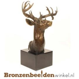 Bronzen hertenkop BBWYY4