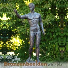 Naakte man van Rodin tuinbeeld BBW55904