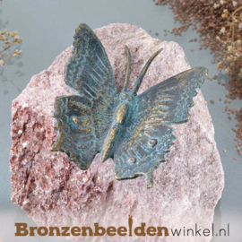 Beeld vlinder brons BBWR88726