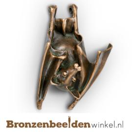 Bronzen vleermuis beeldje BBW37258