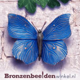 Bronzen reuzenvlinder beeld BBW85525