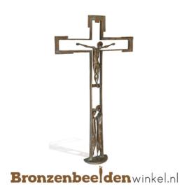 Bronzen Jezus Christus beeld BBW84153