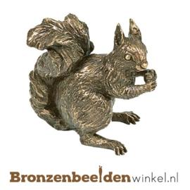 Bronzen eekhoorn beeld BBWP4360