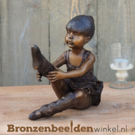 Ballerina beeld brons BBW1163