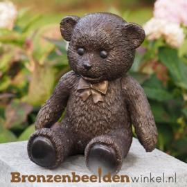 Bronzen speelgoed beertje BBW1528