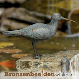 Bronzen watersnip beeld BBW75670