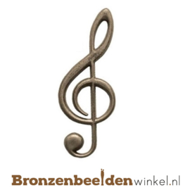 Muziekbeeldje muzieksleutel BBWp35060