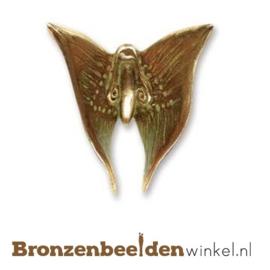Bronzen vlindertje BBW20369