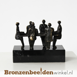 """Zakelijk geschenk """"De vergadering"""" BBW003br21"""