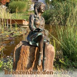 """Tuinbeeld vrouw """"Esther"""" BBW88716"""
