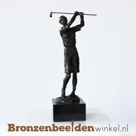 "Sportbeeldje ""Golfster"" BBW002br45"