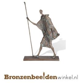 Figuratief beeld wandelaar BBW84173