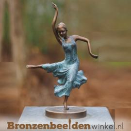 Beeldje ballerina brons BBW2386br