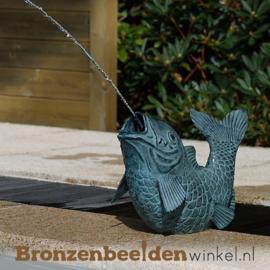 Spuitfiguur vis fontein BBW0034BR