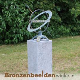 NR 1 | 40 jaar bestaan bedrijf cadeau ''Zonnewijzer met extra ring'' BBW0184br