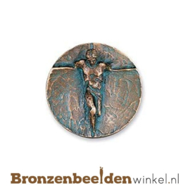 Bronzen Jezus Christus beeld BBW85134