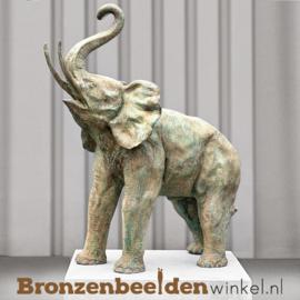 Olifanten beeld als tuinbeeld BBW1313br