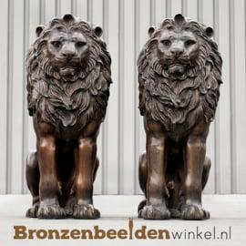 Tuinbeeld leeuwen BBW1049