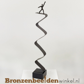 "Pensioencadeau ""Balancerend op de Top"" BBW007br00"
