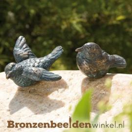 Bronzen vogeltjes BBWR88103-04