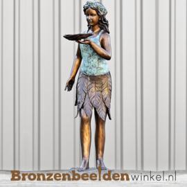 """Klassiek vrouwenbeeld """"Vrouw met schelp"""" BBW52212br"""
