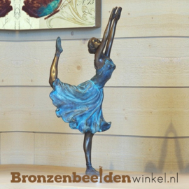 Ballerina als tuinbeeld BBW0954