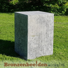 Hardsteen sokkel 60x40x40 cm
