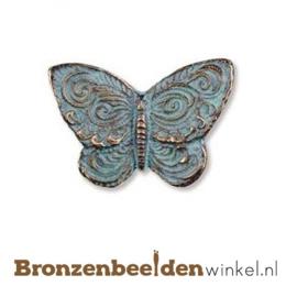 Bronzen vlindertje BBW20534