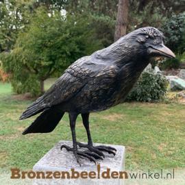 Bronzen kraaien en raven