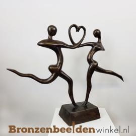"""Bruiloft cadeau """"Trouw aan Elkaar"""" BBW001br16"""