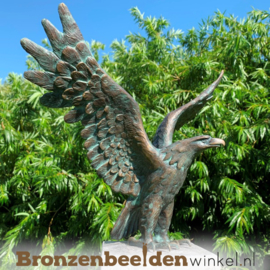 NR 5 | Adelaar beeldje brons BBWR88631