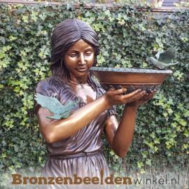 """Water fontein """"Vrouw met schaal"""" BBW851"""