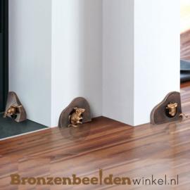 Bronzen muisjes BBW37226