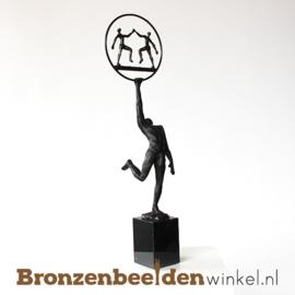 """Beroepen beeldje """"De Mediator"""" BBW003br52"""