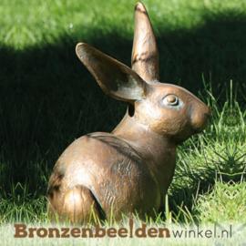 Bronzen beeld haas BBW37040