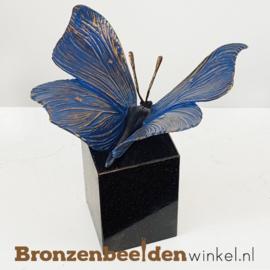 Asbeeldje vlinder in kleur BBW85525