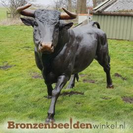 Levensgrote stier beeld BBW76345