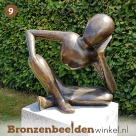 "NR 9 | Cadeau man 75 jaar ""De Dagdromer"" BBW91232br"