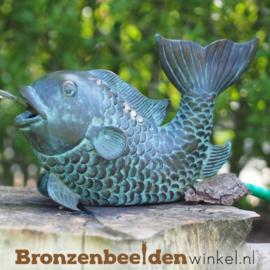 Tuinbeeld vis als fontein BBW1140v2