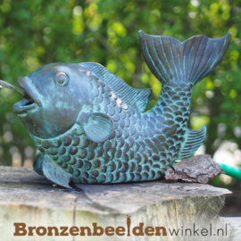 Bronzen vissen