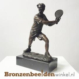 "Sportbeeldje ""De tennisser"" BBW008br01"
